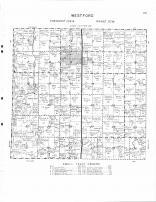 Westford Township, Murphy Lake, Truman, Elm Creek, Martin County 1961